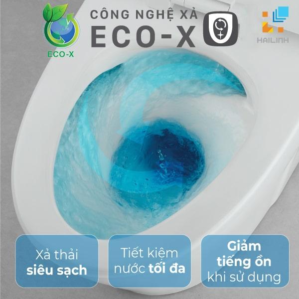 Bon Cau 1 Khoi Ung Dung Cong Nghe Xa Eco X 1