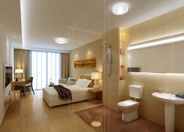 Thiet Ke Phong Ngu 16m2 Co Toilet 1