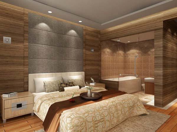 Thiet Ke Phong Ngu 16m2 Co Toilet