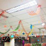 3.4a Su Dung Day Treo Trang Tri Noel Van Phong