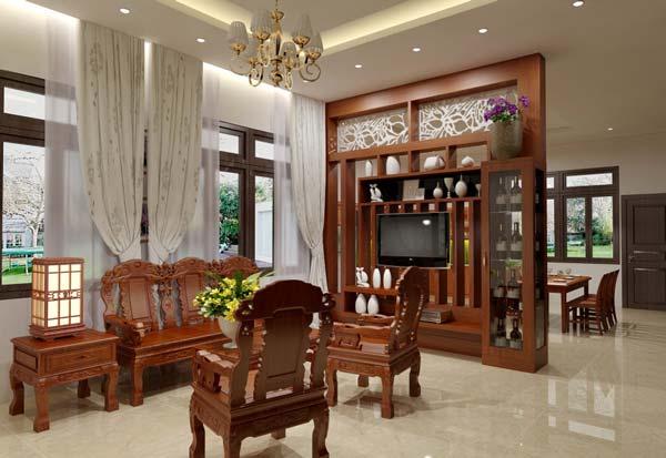 Trang Tri Phong Khach Nha Cap4